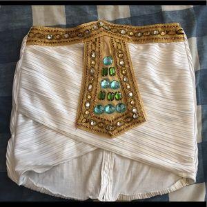 Leg & Avenue Egyptian Costume Skirt Sz XS